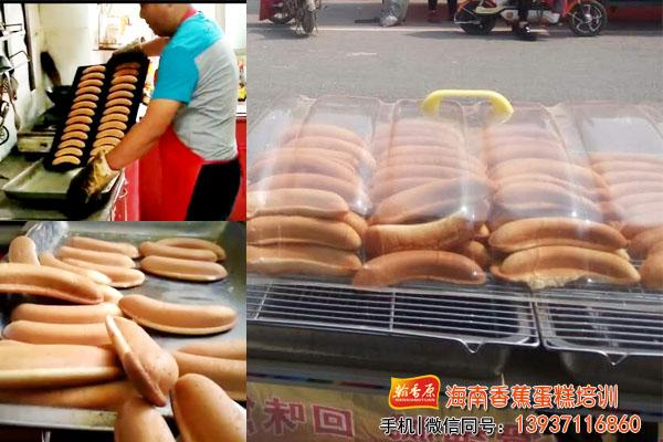 绿色饮食文化-香蕉蛋糕培训去哪家好消费者喜欢